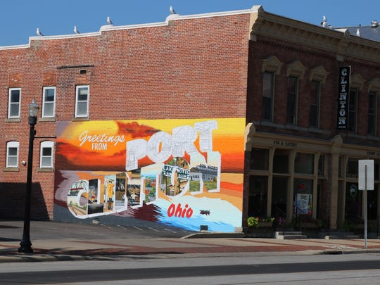 The Greater Port Clinton Area Arts Council commissioned