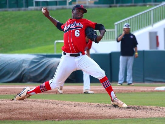 NFC junior pitcher Brandon Walker, an FSU commit, picked