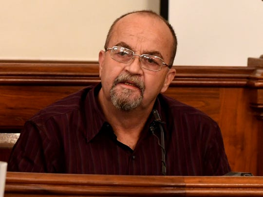 Victor Dinsmore testified during day five of the Holly