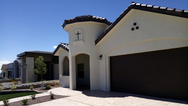 This $206,000 home built by Pacifica Homes is one of seven in the El Paso Association of Builders El Paseo de Casas affordable home showcase beginning Saturday and running through Sept. 10