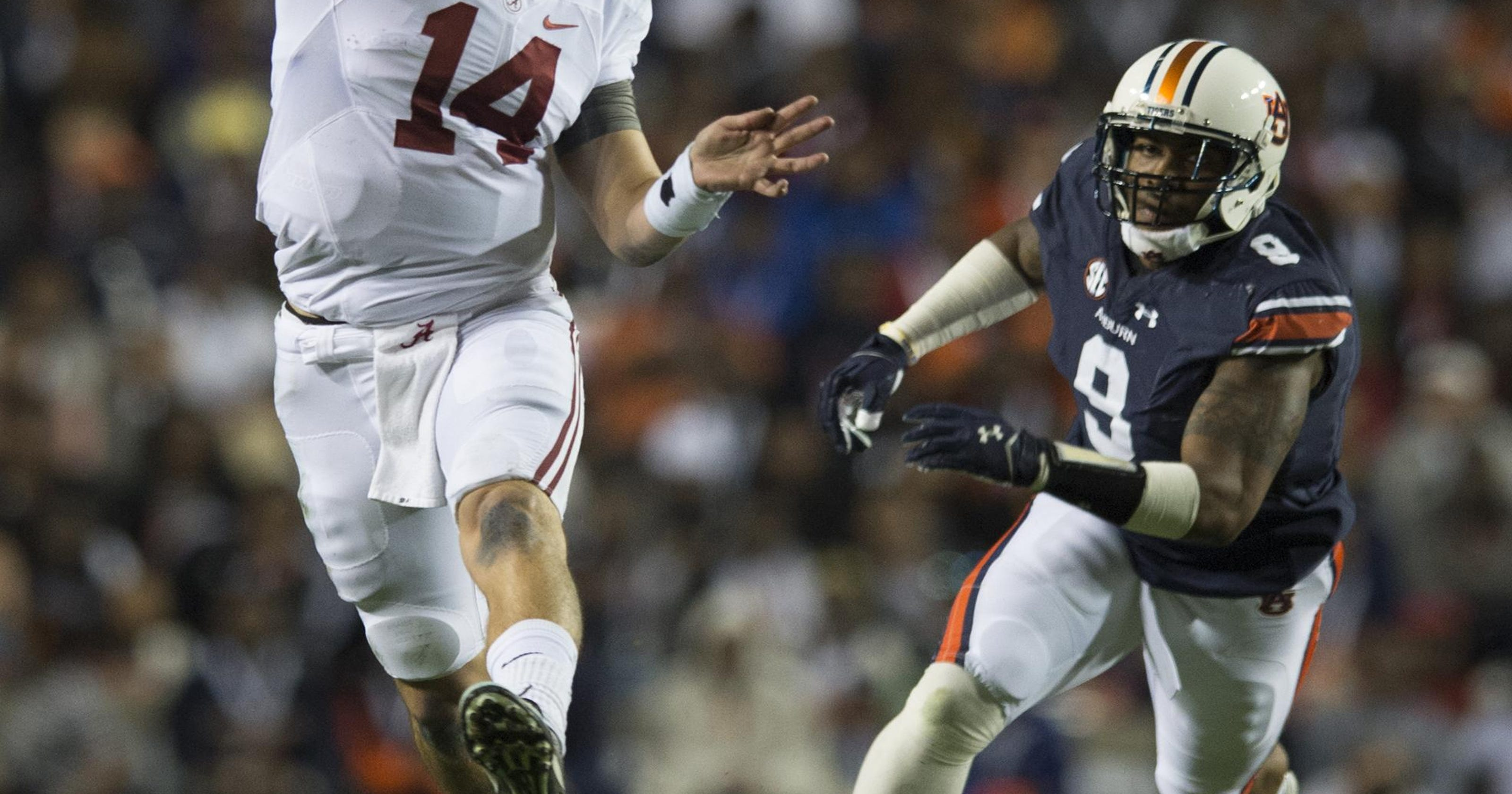 Auburn Depth Chart Time For Cowart To Show Up