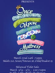 Overbrook High School will perform 'Once Upon a Mattress'