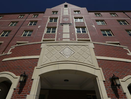 FSU introduces residence hall with built-in dining as one of