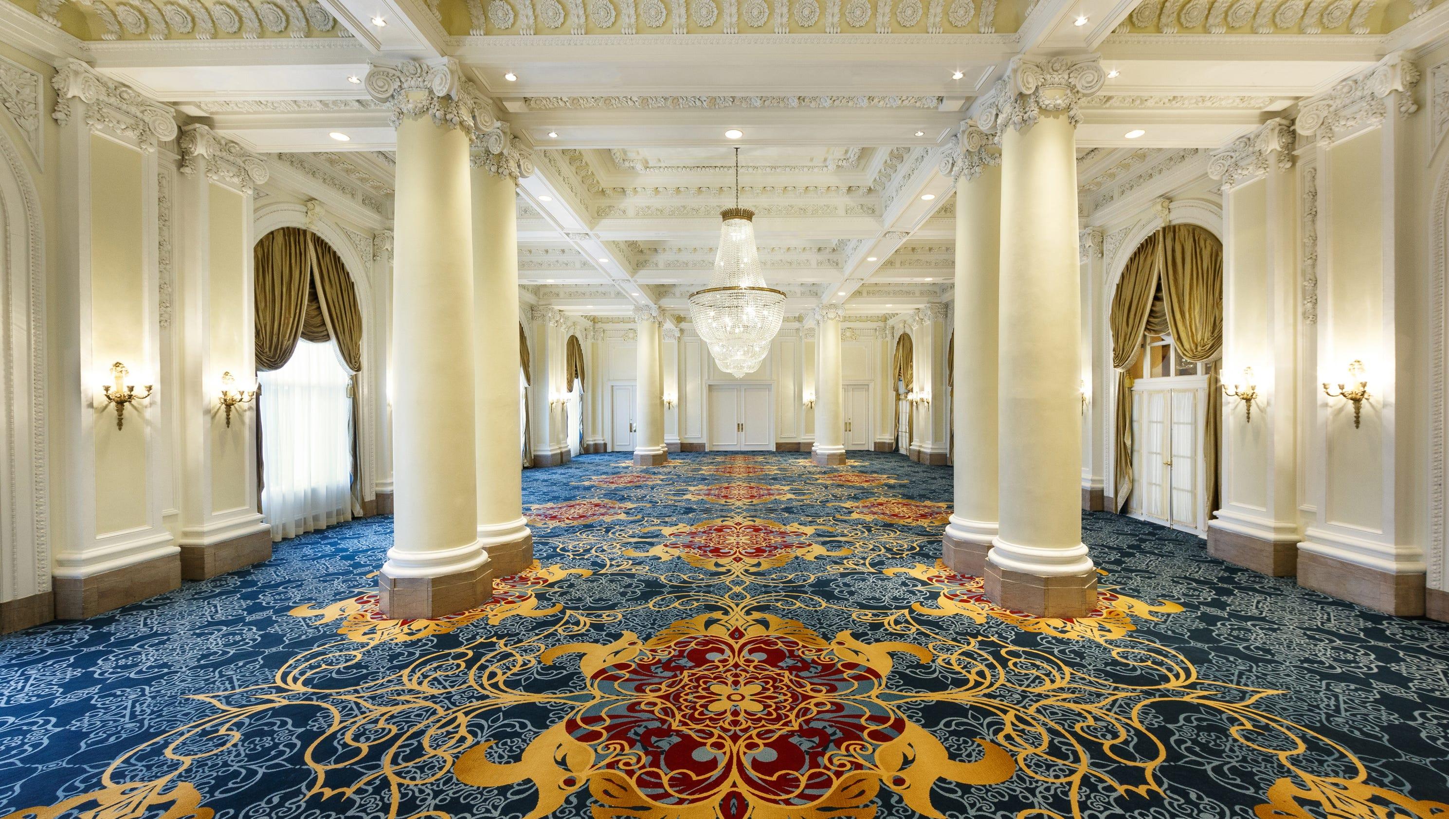 Jefferson Hotel Empire Room