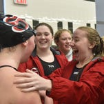 Sturgeon Bay co-op swimmers Banks, Schauske qualify for WIAA state meet