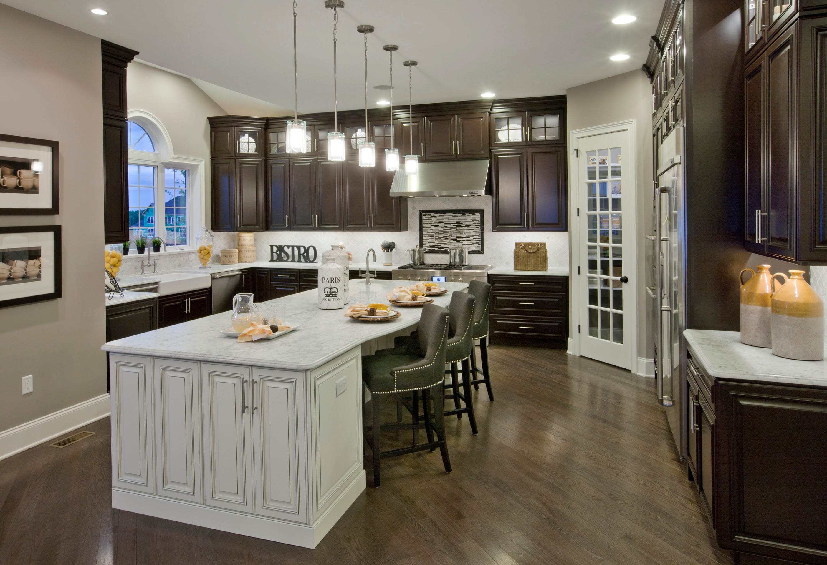 This November, Toll Brothers Offers Buyers Dream Kitchens Or Spa Baths At  No Additional Cost.