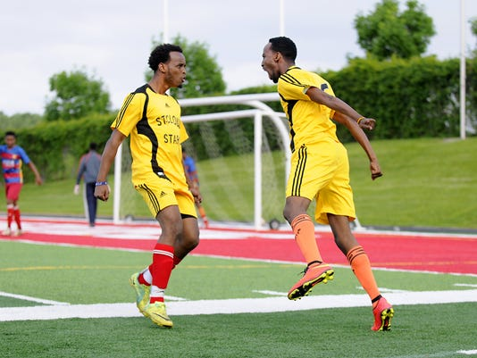 STC 0614 Somali Soccer Tournament 2