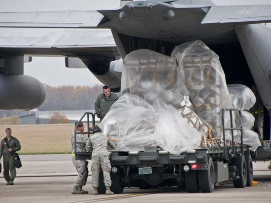 MMCT lands at 179th Airlift Wing