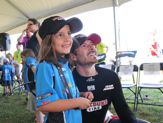 Racing: NASCAR Nationwide Children's 200