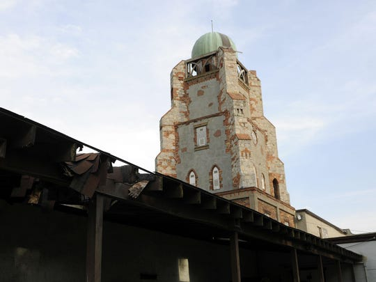 The harsh northwestern Ohio winters have taken their toll on the former Lonz Winery. The state bought the property and is investing $6 million in renovations.