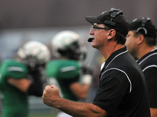 Football: Ontario at Clear Fork