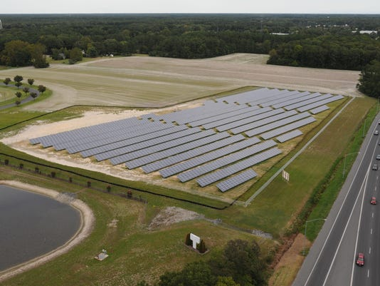 perdue solar farm
