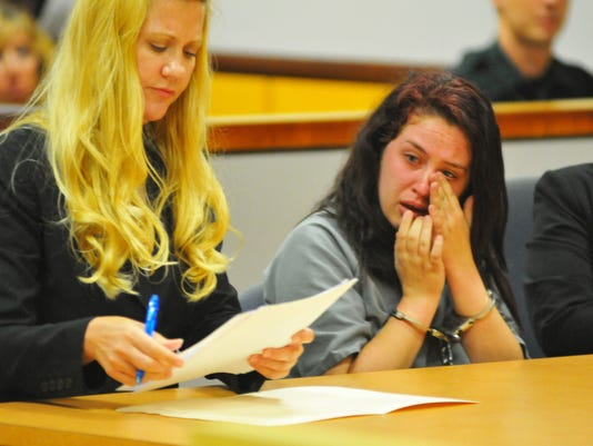 Jessica Umberger's bond revoked