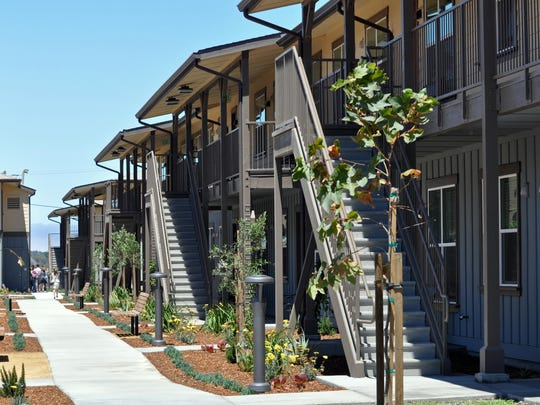 At a ceremony on Wednesday, Tanimura & Antle unveiled Spreckels Crossing, its agricultural employee housing project. The employee-only residential complex consists of 100, two-bedroom, two-bathroom units with the capacity to accommodate up to eight employees per unit.