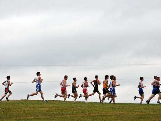 Cross Country: Galion Invitational