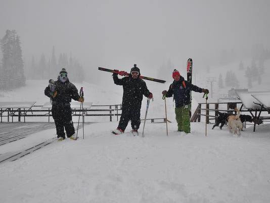 showdown snow