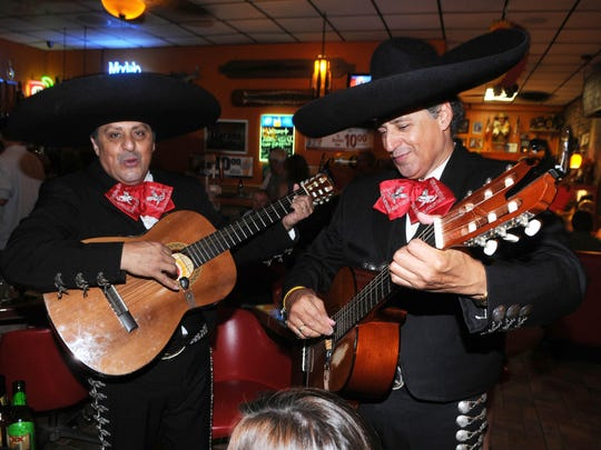 Brevard certainly gets into the spirit of Cinco de Mayo. Many places will offer margarita specials, giveaways and mariachi bands.