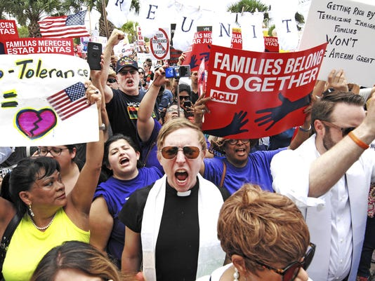 Immigration-Separating Families