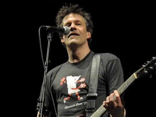 Paul Westerberg of the Replacements