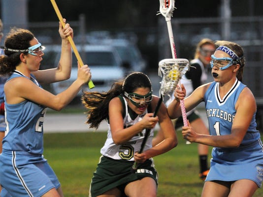 High School Lacrosse: Rockledge at Viera