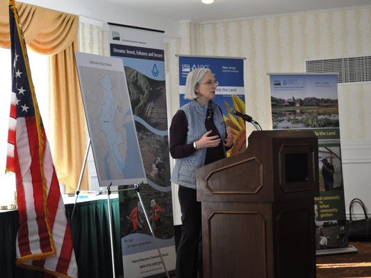 Ann Mills Under Secretary for Natural Resources and Environment.JPG