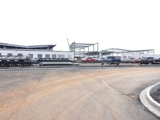 Oakland Elementary, Clarksville-Montgomery County's 24th elementary school, will open in August 2015 at the corner of Oakland and Current Road.