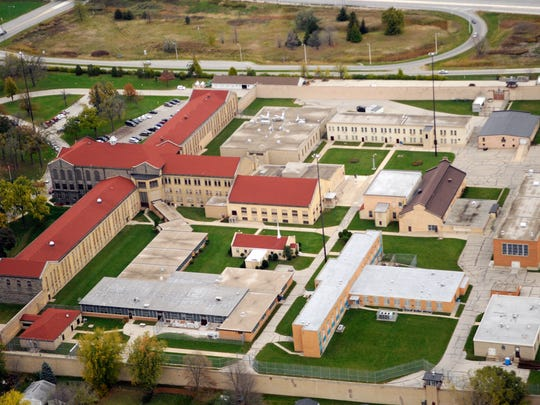 The Green Bay Correctional Institution.