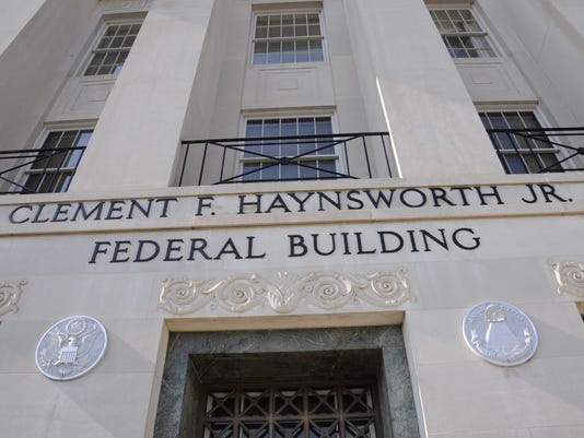 Clement F. Haynsworth Jr. Federal Building 3.JPG