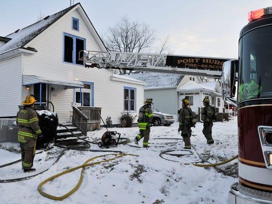 PTH1121 HOUSE FIRE