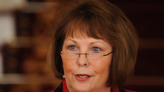 Wanda Laird, executive director for National Alliance on Mental Illness Alabama