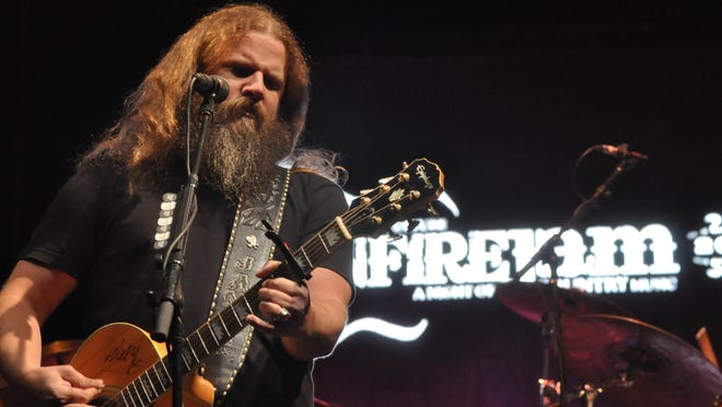 Singer-songwriter Jamey Johnson is among the can't-miss performers at 2015's Frank Brown International Songwriters' Festival.