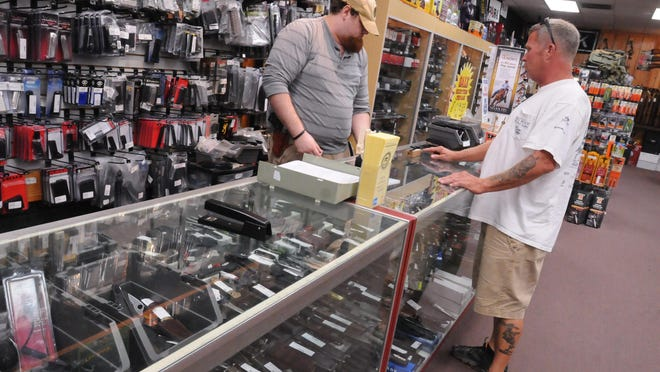 Gun shops and ranges say sales and interest in classes have increased recently.