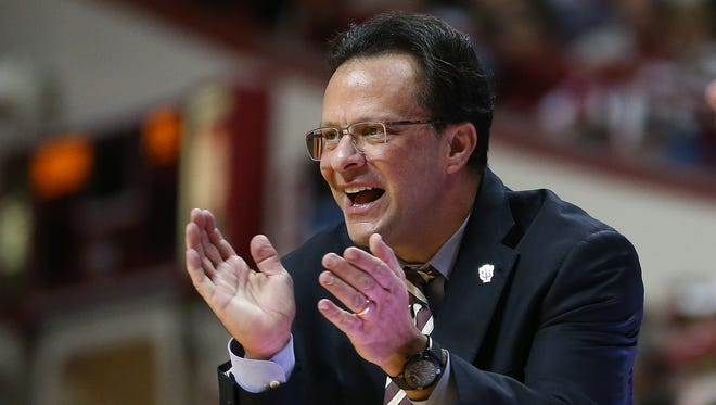 Indiana's Tom Crean's compensation was the 9th-highest among Division I coaches.