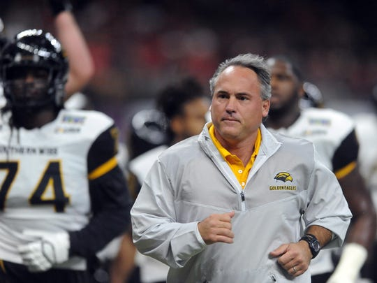 Southern Miss football coach Jay Hopson plans to sign at least 21 players as part of his first full signing class.