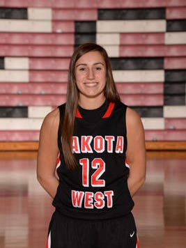 Lakota West senior guard Lauren Canntelli is signed to play at Dayton.