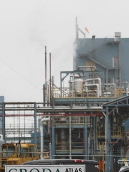 Delaware has approved a Coastal Zone permit for Croda's $180 million bio-ethanol plant at its Atlas Point site near New Castle.