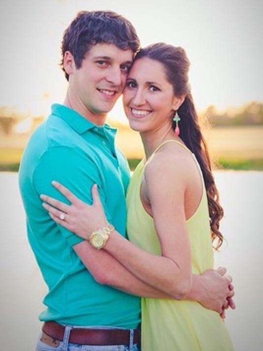 Engagements: Jason Ledet & Abby Olivier