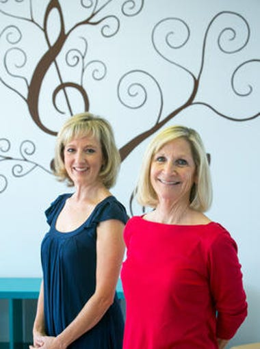 Mary Goodman and Missy Powers, co-founders of Musicology in Scottsdale
