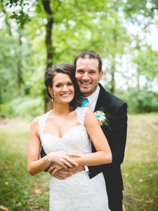 Weddings: Vaught Vaught & Russell Russell
