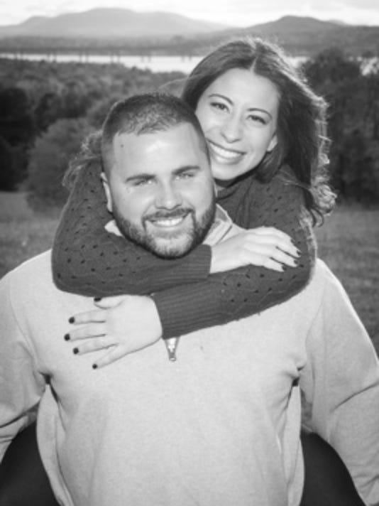 Engagements: Tina Pantaleo & John M. Barry