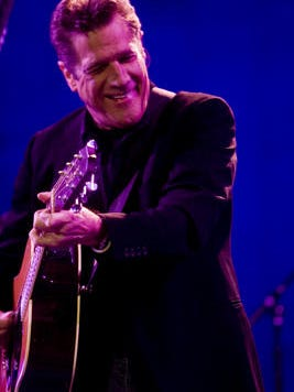 Glenn Frey, a part-time La Quinta resident, performed with The Eagles twice in the desert.