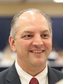 John Bel Edwards Democrat state Rep. John Bel Edwards faces Republican U.S. Sen. David Vitter in the Nov. 21 governor's runoff election.