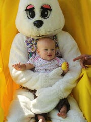 The  Easter Bunny Trail, returns to  Mike Greenwell's