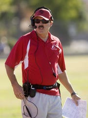 St. Johns coach Mike Morgan earned his 336th career win on Friday.