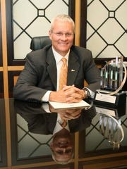 Drake Mills is the chief executive officer of Origin Bank.
