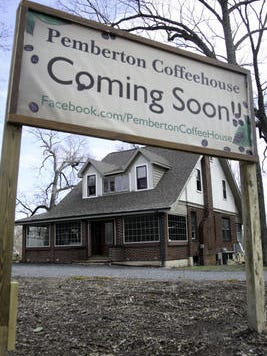 This March 11, 2011 photo shows the front of the Pemberton Coffeehouse that opened that year at 1100 Pemberton Drive in Salisbury. The coffeehouse closed in 2015 after four years in business. Now, new owners plan to open an establishment at the same location and by the same name.