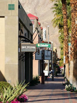 """If Palm Desert approves an ordinance lifting a ban on marijuana dispensaries, it could mean pot shops will one day open on El Paseo, often referred to as the """"Rodeo Drive of the Desert."""""""