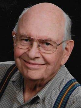 William Alexander Dunn, 86
