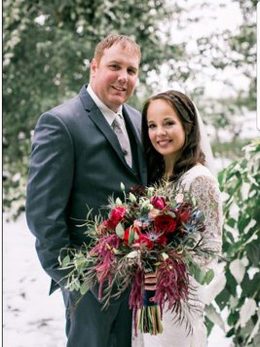 Weddings: Maggie Colstaf & Trevin Anderson