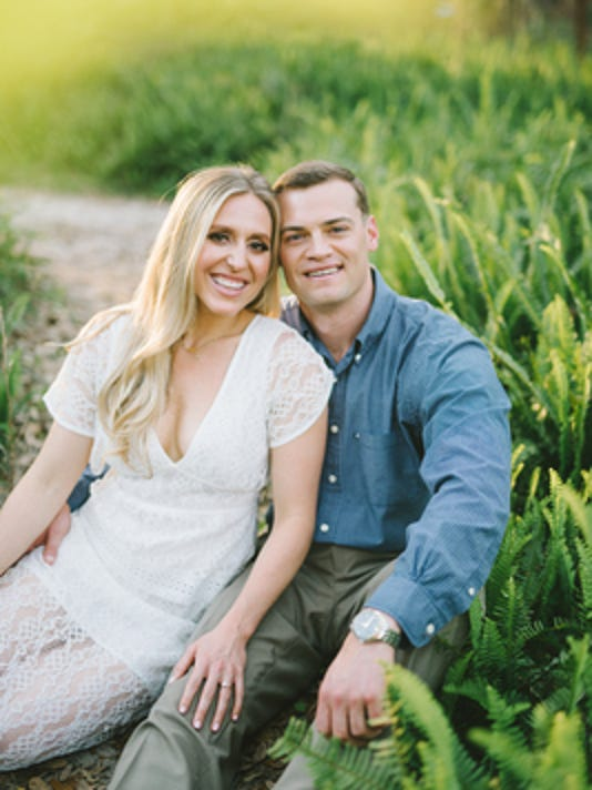 Engagements: Melissa Spicer & Brian Fitzsimmons